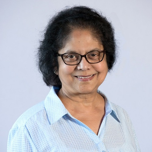 Arupa Ganguly, M.S., Ph.D., FACMG